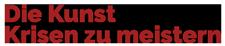 Kunst Krisen Meistern Logo